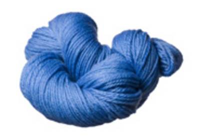 Lornas Laces Shepherd Sock 4 ply, Pond Blue