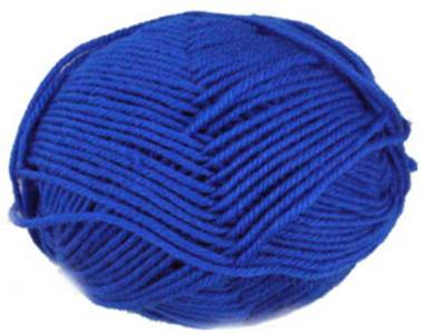 King Cole merino blend DK, 21 Royal Blue