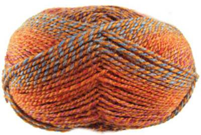 King Cole Twist aran, 949 Autumn