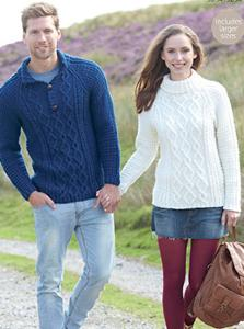 Sweater Sirdar 7063