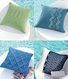 Cushion covers Sirdar 7216