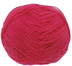 Cygnet Wool Rich 4 ply yarn, 2151, Raspberry