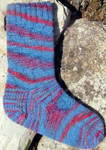 Which Way Socks 4 ply sock knitting pattern from Wildhorse ...