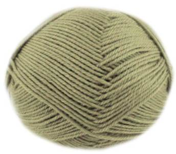Bergere de France Ideal DK knitting yarn, 20754, Olivine