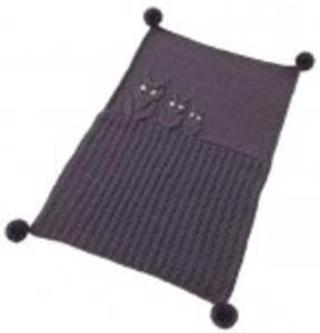 Bergere de France Pram Blanket knit kit