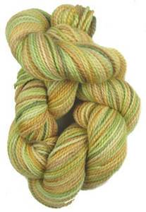 Claudia Addiction Pistachio sock yarn