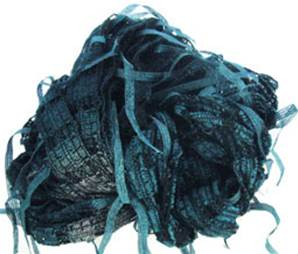 Katia Marilyn scarf yarn, 126, blue shades
