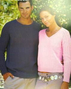 Sweater Patons PBN03263