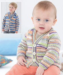 DK cardigans Sirdar 4799 Digital Download