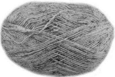 Hayfield Bonus Aran Tweed 931, Grey