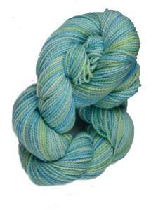 Claudia Addiction Sea Dreams 4 ply sock yarn