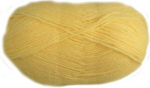 King Cole Baby Comfort 4 ply, 286 Lemon