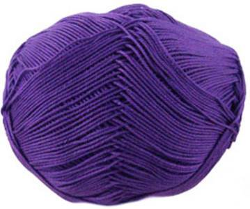Purple 100% cotton 4 ply, 1743 Purple