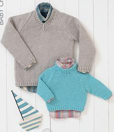 Sweaters Hayfield 4485