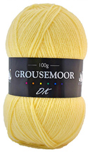 Cygnet Grousemoor Custard, shade 215