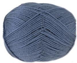 Sirdar Wool Rich Aran 313, Powder Blue