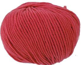 Sublime Extra Fine Merino DK 167, Red Hot