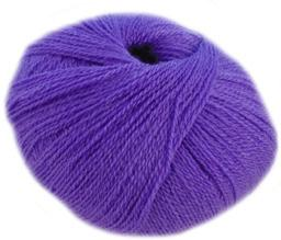 Sublime Extra Fine Merino Lace knitting yarn 403 Very Purple