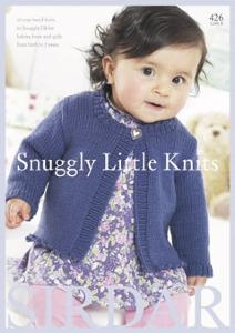 Sirdar knitting book 426, Snuggly Little Kisses