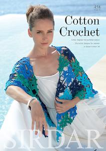 Sirdar Cotton Crochet 458
