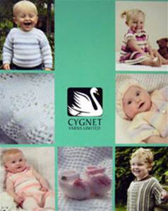 Cygnet Baby Knitting Patterns