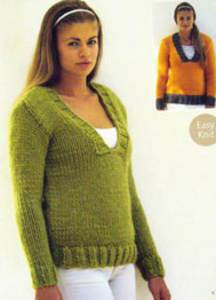Sweater Sirdar 9532