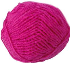 Wendy Mode Chunky 256, Shocking Pink