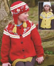 3962bb14dc0991 Childrens aran knitting patterns inc hooded jackets