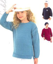 Sweater and hats Sublime 6080