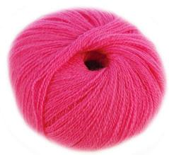 SublimeExtra Fine Merino Lace 402 Pink Flambe