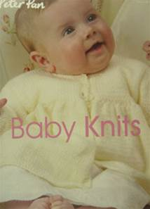 Wendy Peter Pan Baby Knits W316