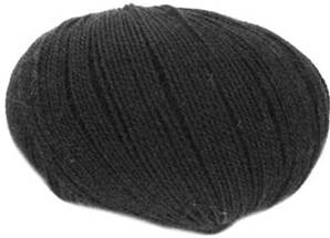 Debbie Bliss Rialto Lace yarn 5, black