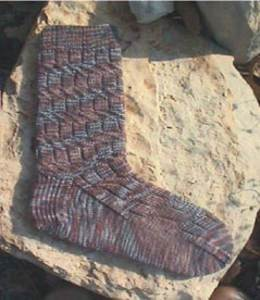 Switchback Socks digital download