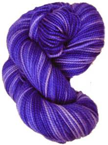 Claudia Addiction sock yarn Thistle