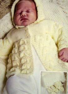 Layette Wendy 1054