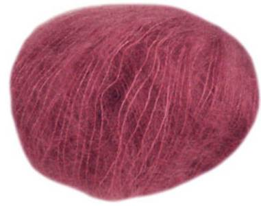 Debbie Bliss Angel kid mohair and silk, 16 Blush