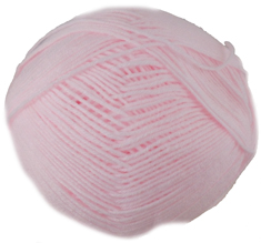 Hayfield Baby DK yarn 456, Pretty Sugar Pink