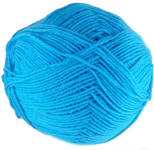 Hayfield Baby DK 460 Truly Turquoise
