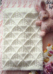 Baby blankets King Cole 3506