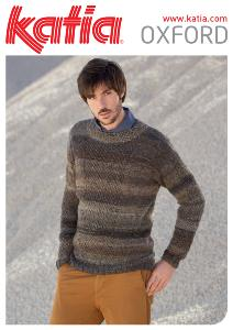 DK mens sweater Katia Oxford 14 digital download