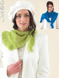 Scarf and wrap Sublime 6088