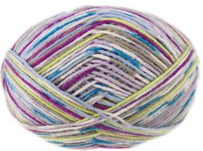 Regia Adventure 6 ply sock yarn 6080, Hiking