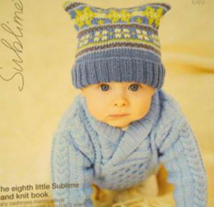 Sublime Hand Knit Book 8 S649