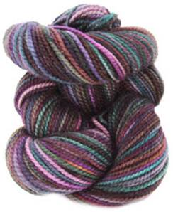 Claudia Addiction sock yarn Mangled Tangled