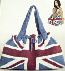 Union Jack Bag Twilleys 9167