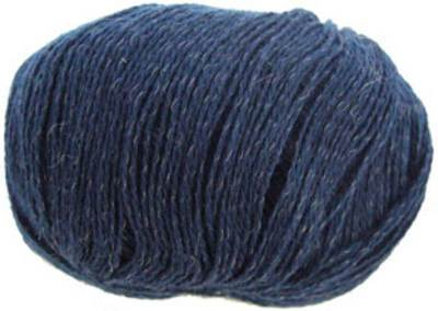 Katia Inox lace yarn, 204 navy