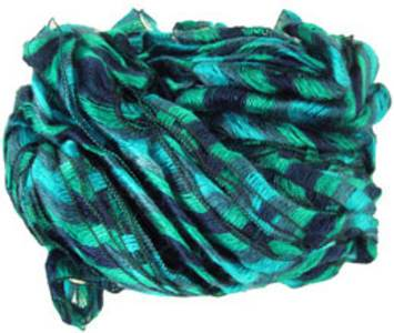 Katia Rizos scarf yarn, 96 sea