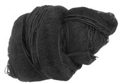 Katia Rizos 99 scarf knitting  yarn, Black