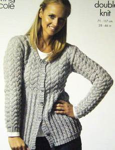 Cardigan King Cole 3280