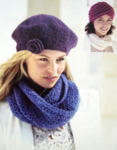 Hats and cowl Sirdar 9673